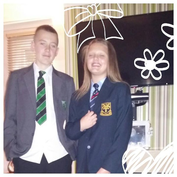 Dad I wish you was ere to see millie go up to secondary school and mitch I'm his final year .ellis as started work I know ur proud and will be watching over them love & miss u so much dad xxxxxc