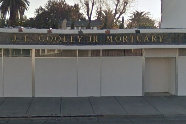 Jesse E Cooley Jr Funeral Services, Stockton