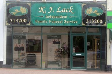 K.J Lack Independent Family Funeral Service