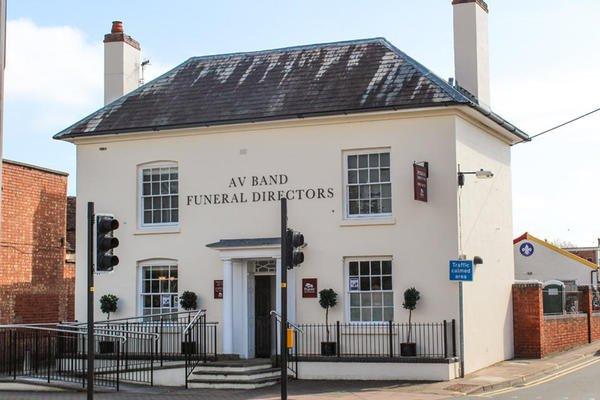 A V Band Funeral Directors, St Johns, Worcester, funeral director in Worcester