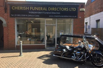 Cherish Funeral Directors, Swadlincote