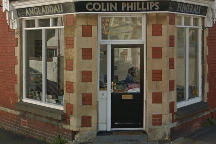 Colin Phillips Funeral Director