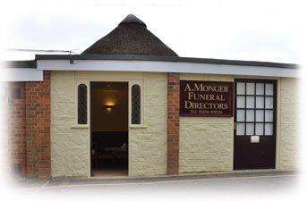 A Monger Funeral Directors