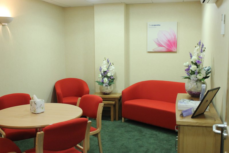 The Co-operative Funeralcare Sinfin, Derby, funeral director in Derby
