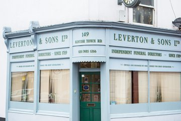 Leverton & Sons Ltd, Kentish Town