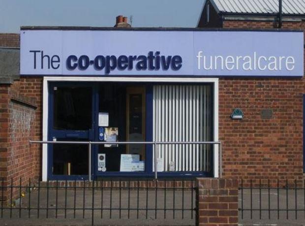 Co-op Funeralcare, Lancaster Road