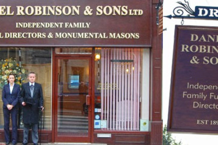 Daniel Robinson & Sons Ltd, Epping