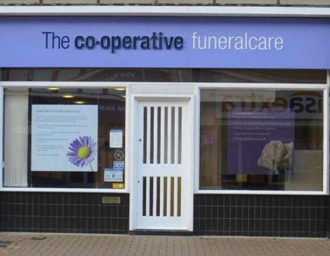 Co-op Funeralcare, South Ockendon