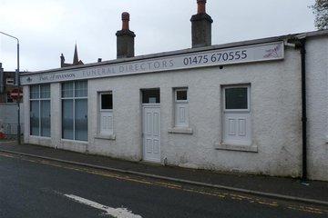 Paul Stevenson Funeral Directors Ltd, Largs