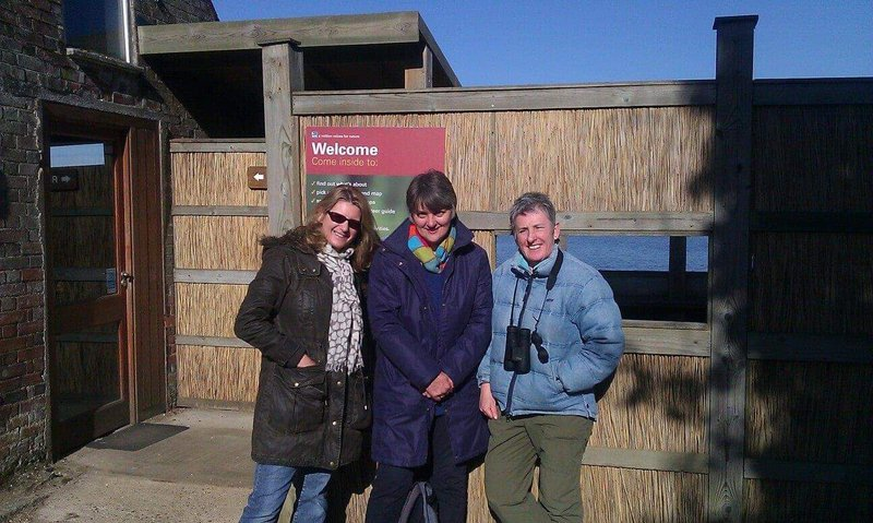 Fab   Dawn Chorus 2013 Rspb Strumpshaw.Agnes loved nature like me. I will miss our chats very much. Hope to see a White  Tailed Eagle one  day on Mull as Agnes did. You will be so dearly missed my  beautiful friend. Thanks for being you. R.I.P ❤