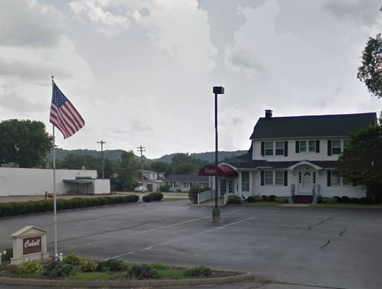 Cahall Funeral Home, Ripley