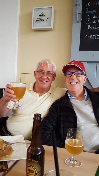 A Drink or six together My great Mate RIP