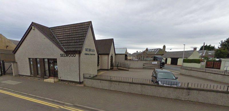 Selwood Funeral Directors, Carnoustie