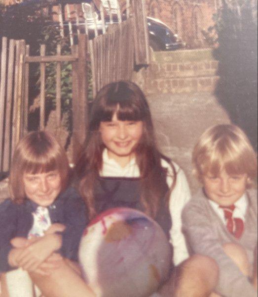 Three little rascals