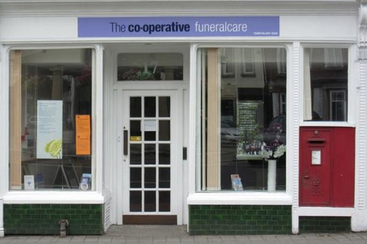 Co-op Funeralcare, Newbury