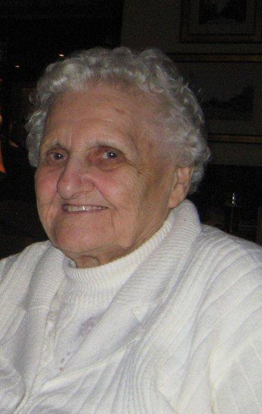 Betty Kathleen Wilson
