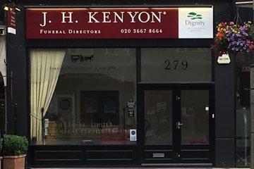 J H Kenyon Funeral Directors, Kensington