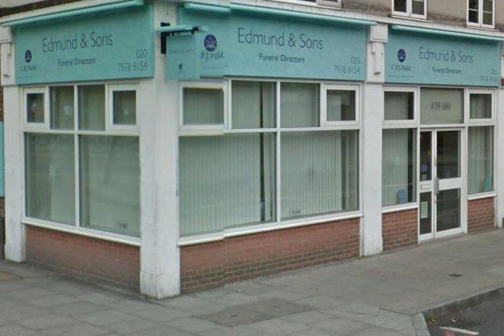 Edmund & Son, Brixton