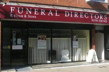 R High & Sons Funeral Directors, Faversham