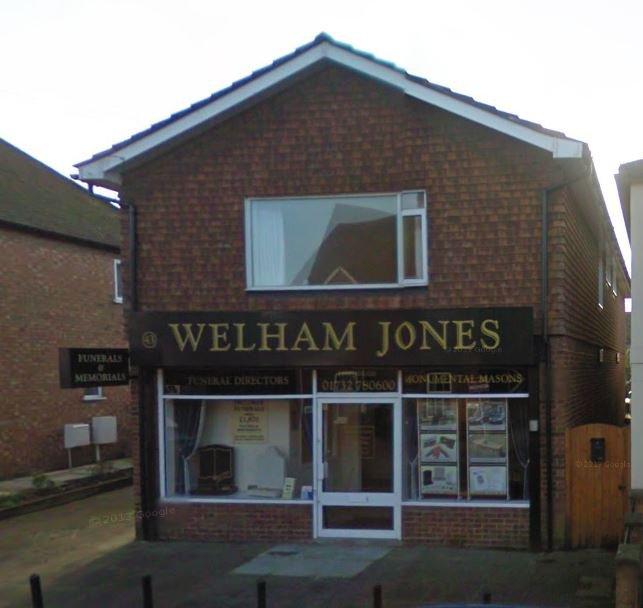 Welham Jones, Borough Green