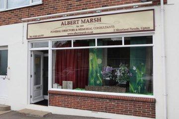 Albert Marsh Funeral Directors, Poole