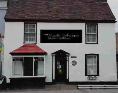 Mears Family Funerals West Wickham, Kent, funeral director in Kent