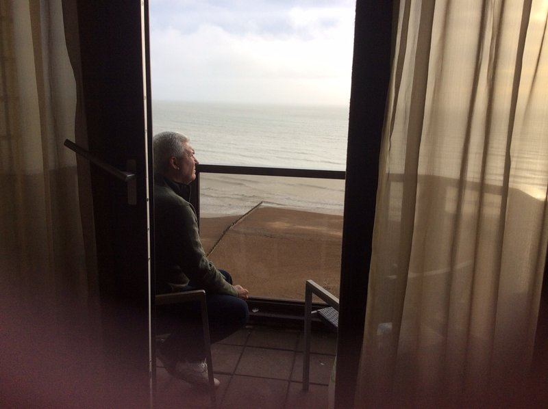 Sea View Hotel  Hastings  8th  January  2015 .