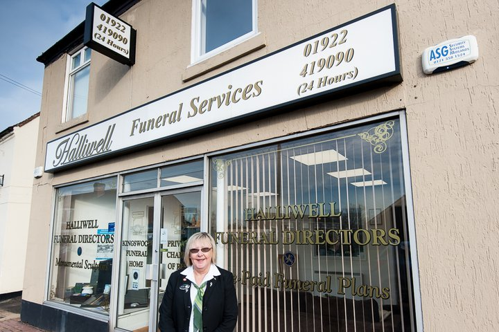 Halliwell Funeral Services, Great Wyrley