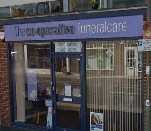 Co-op Funeralcare, Godalming