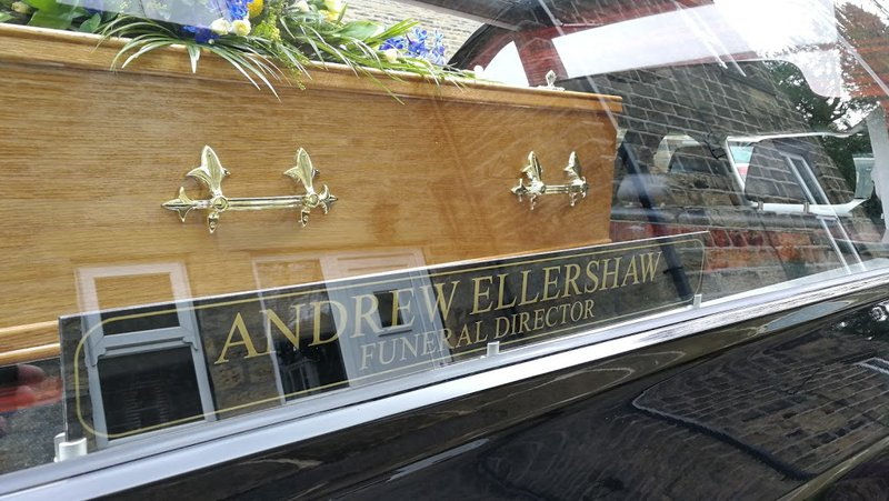 Andrew M Ellershaw Independent Family Funeral Director, West Yorkshire, funeral director in West Yorkshire