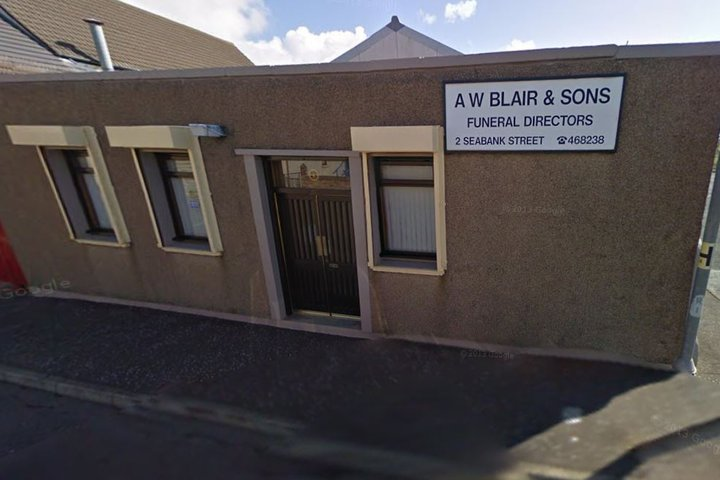A.W Blair & Sons, Saltcoats