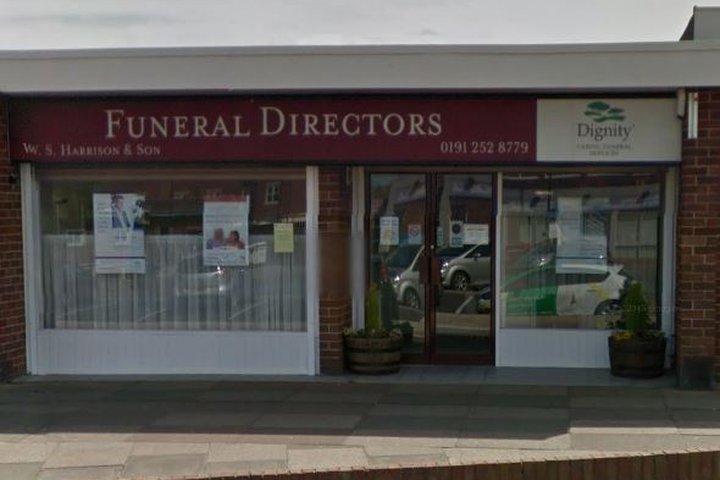 W S Harrison & Son Funeral Directors, Whitley Bay
