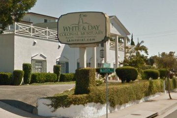 White & Day Colonial Mortuary