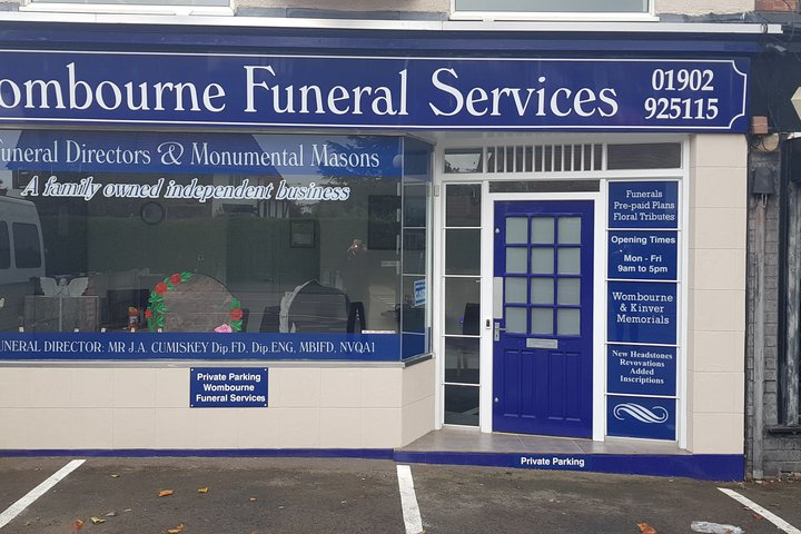 Wombourne Funeral Services - Coalway Road