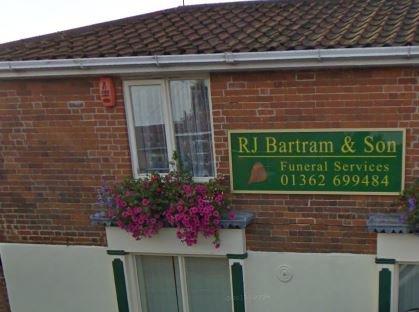 R J Bartram & Son Funeralcare, Dereham
