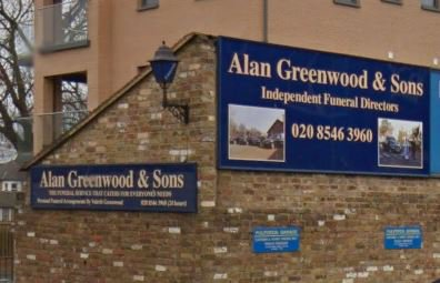 Alan Greenwood & Sons Kingston Upon Thames, Surrey, funeral director in Surrey