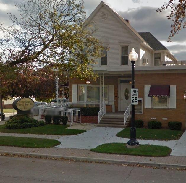 Arthur Bobcean Funeral Home, Flat Rock