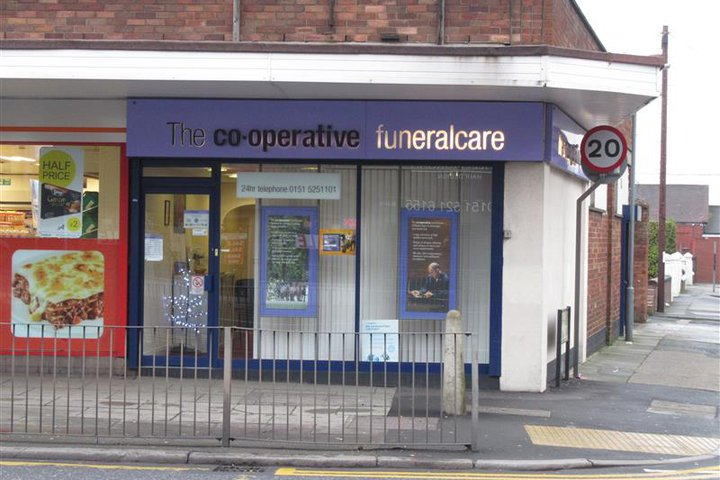 Co-op Funeralcare, Walton Vale