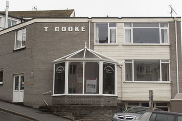 T Cooke Funeral Directors, Falmouth