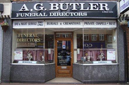A.G Butler & Son Ltd, Ilford