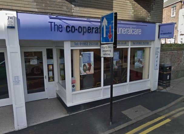 Co-operative Funeralcare (Midcounties), Wellington