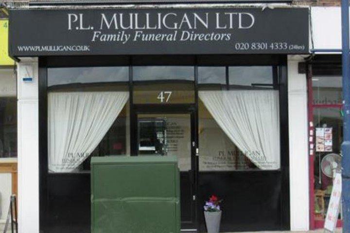 P L Mulligan Funeral Directors, Welling