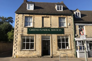 Greens Funeral Services, Witney