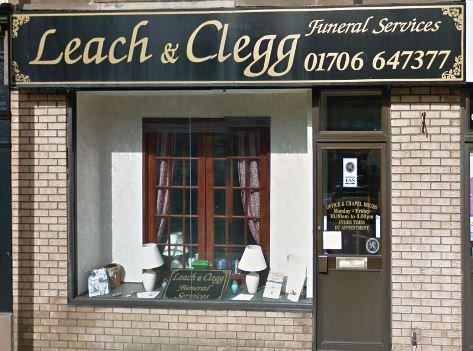 Leach & Clegg Funeral Services
