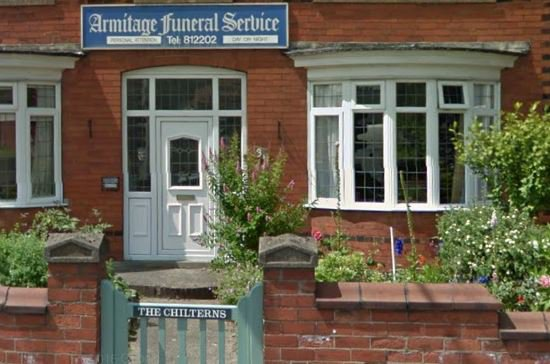 Armitage Funeral Directors, South Yorkshire, funeral director in South Yorkshire