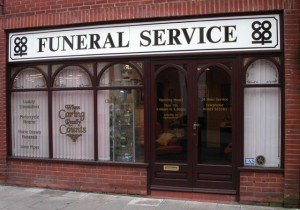 Co-operative Funeral Service, Uttoxeter, Staffordshire, funeral director in Staffordshire