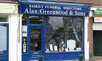 Alan Greenwood & Sons Ewell, Surrey, funeral director in Surrey