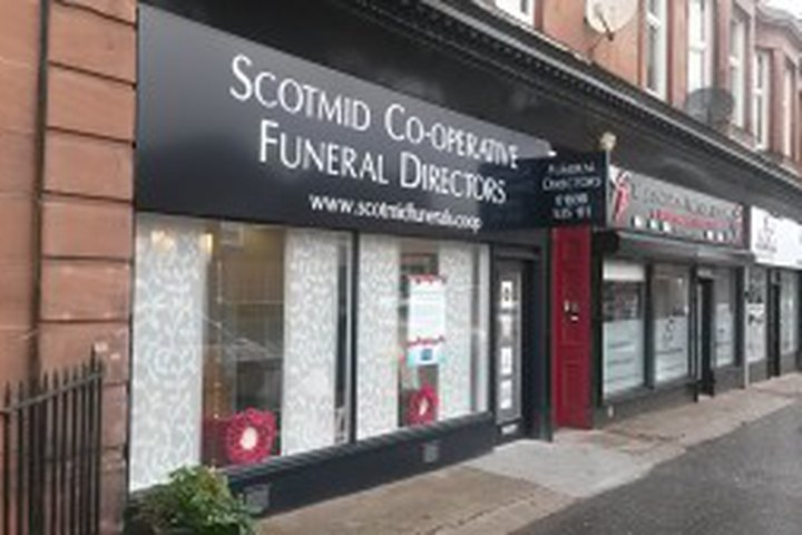 Scotmid Funerals, Uddingston