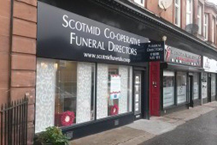Scotmid Funerals, Uddingston