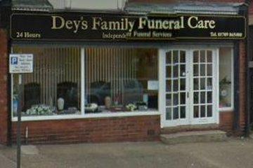 Deys Family Funeral Care, New Edlington